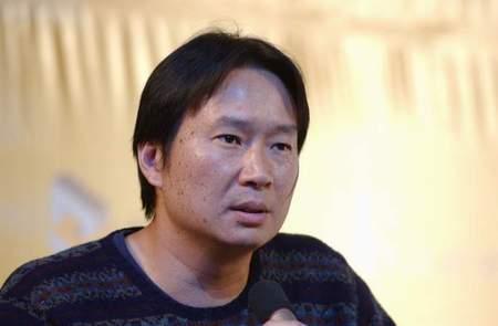 科技时代_图文:新浪董事长姜丰年在发布会上讲话