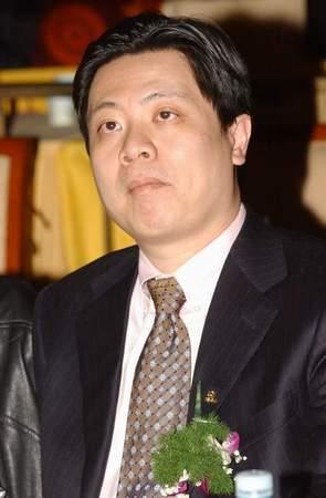 科技时代_图文:新浪执行副总裁林欣禾在发布会现场