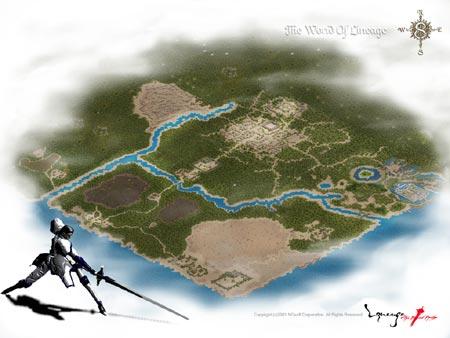 科技时代_天堂游戏地图(全图)