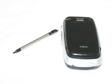 翻开新世界NEC靓丽时尚机N3306评测
