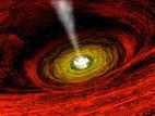 宇宙黑洞数量可达数千万