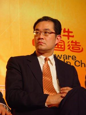 图文 微软中国陈永正对话 中国软件业国际化