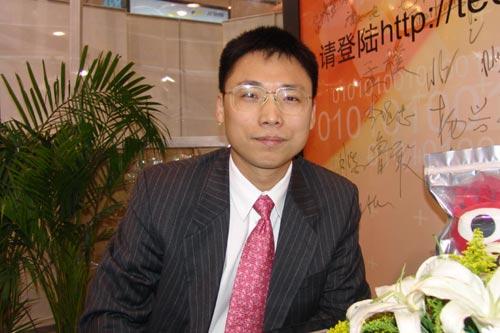 尖峰对话:金鹏副总裁杨学军聊天实录