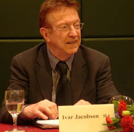Jacobson:中国软件外包要仰赖于流程和方法