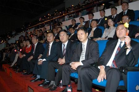 科技时代_图文:中国惠普有限公司历任董事长及总裁