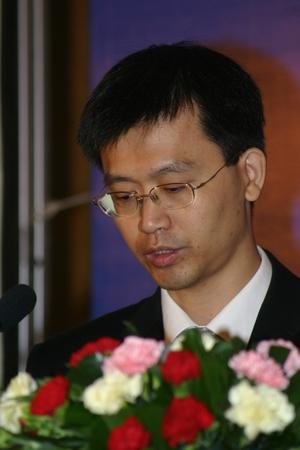 科技时代_图文:TCL电器销售有限公司副总经理罗秋林