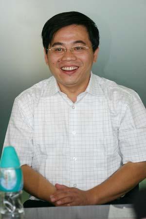科技时代_图文:中科院研究生院管理学院副院长吕本富
