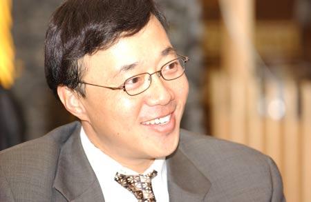 科技时代_中星微董事长邓中翰1日上午做客新浪聊上市