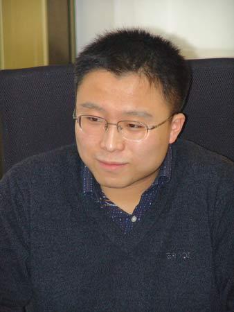 科技时代_图文:Donews频道制作人王乐参与讨论