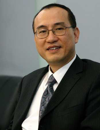 科技时代_17日上午神码管理公司总经理李绍远谈信息化