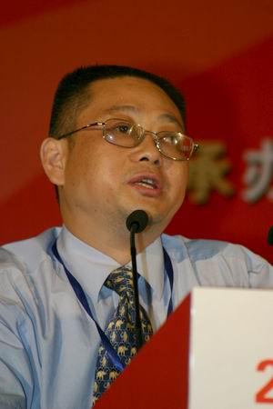 科技时代_图文:银河证券信息中心主任王恒发言