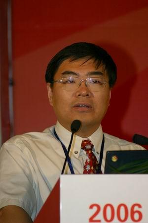 科技时代_图文:北大软件学院院长陈钟发表演讲