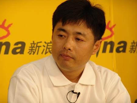 科技时代_孙玉国做客白银时代:做中国的电子导航巨头
