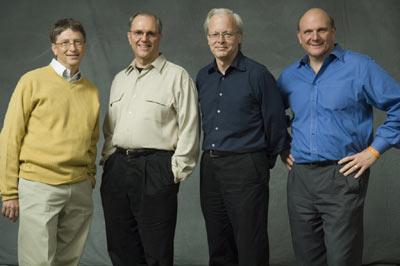 科技时代_微软宣布盖茨将于2008年退出公司日常管理