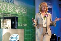 科技时代_两大芯片巨头口水战升级 英特尔公开与AMD翻脸