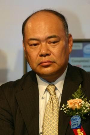 科技时代_图文:东芝公司代表石渡敏郎参与对话