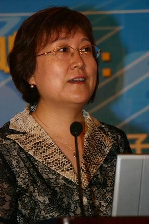 科技时代_图文:中国计算机世界传媒集团陈梅致辞
