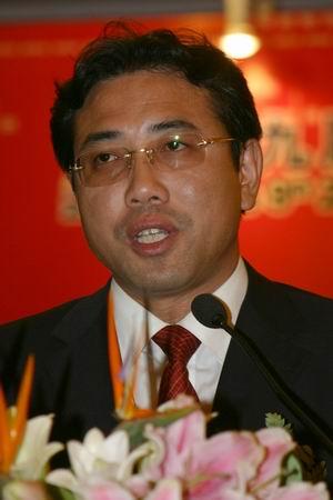 科技时代_图文:中关村科技园区海淀园管委会副主任于军