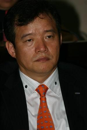 科技时代_图文:三星中国大中华区副总裁姜泰隆