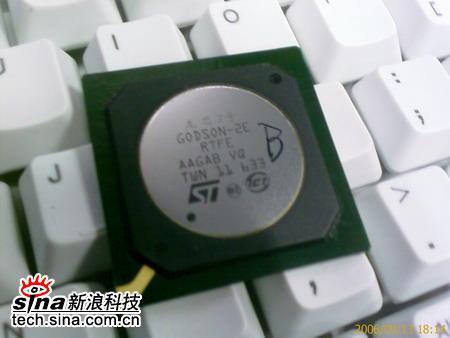 科技时代_龙芯2E处理器参数细节曝光(图)