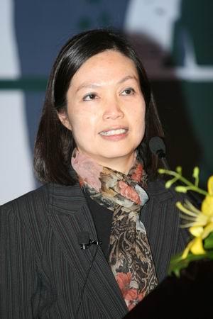 科技时代_图文:惠普中国实验室主任许玫君演讲