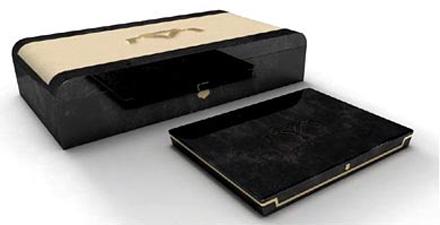 标题:百万美元笔记本电脑面世 内部镶满宝石 时间:2007-03-26 18:31:55