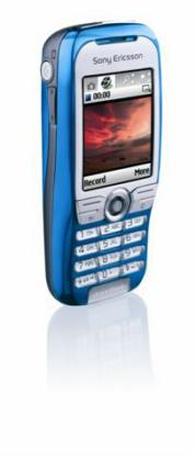 索尼爱立信最新手机K500图片展示 1