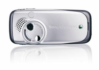 索尼爱立信最新手机K508图片展示 1