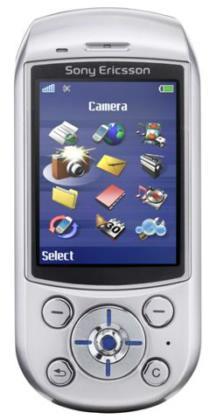索尼爱立信最新手机S710图片展示