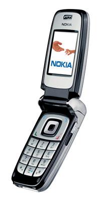 科技时代_诺基亚折叠拍照手机6101为运营商提供新选择