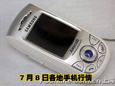 科技时代_8日手机:三星多机跳水 诺基亚6170再降200