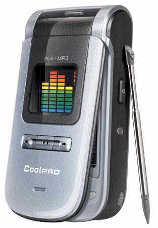 手写音乐PDA酷派519直降400元