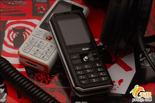 超人归来联想超娱乐手机i750发布