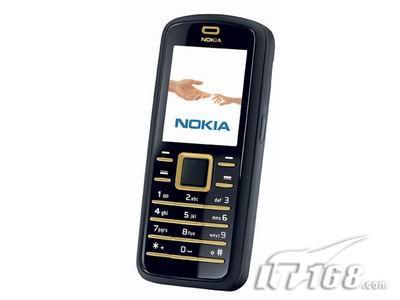 三色齐发诺基亚6080拍照手机亮相新加坡
