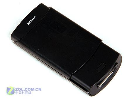 时尚先锋诺基亚智能手机N72独家评测