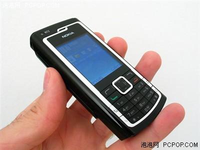 近日将登陆市场诺基亚智能手机N72亮相