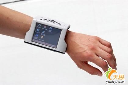 军工产品超强手戴式智能手机WL1000