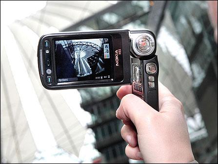焦点关注:拍照手机能否能取代数码相机