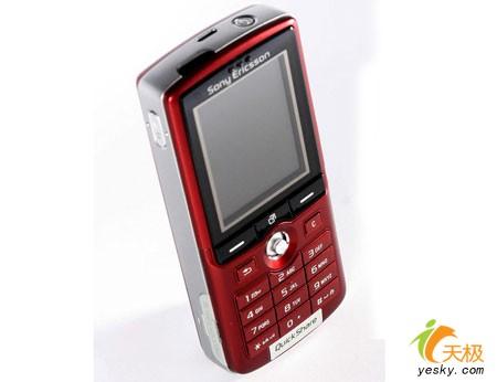 130万像素索爱英国发布典藏版K750i手机