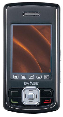 科技时代_诱人的朱古力 金立百万像素手机S96上市