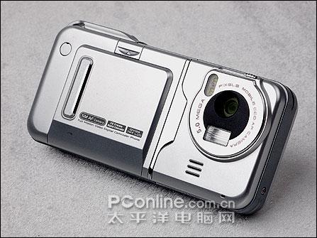 500万像素LG全能手机KG928详细评测