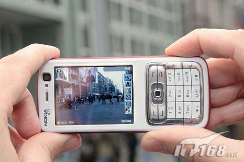 豪门盛宴诺基亚热门手机N73/N93价格曝光