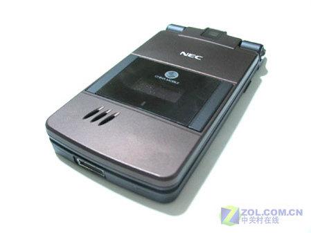超薄翻盖手机NEC双屏手机NK只卖1999元