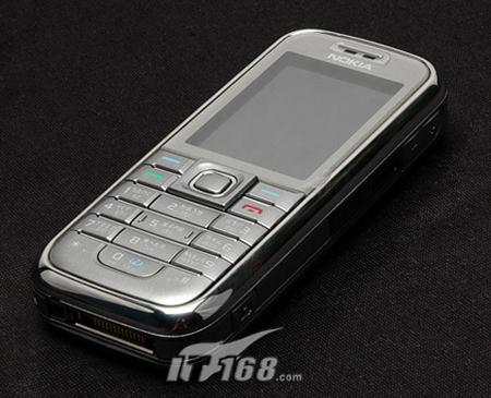 直板靓屏诺基亚3G手机6233仅售2280元