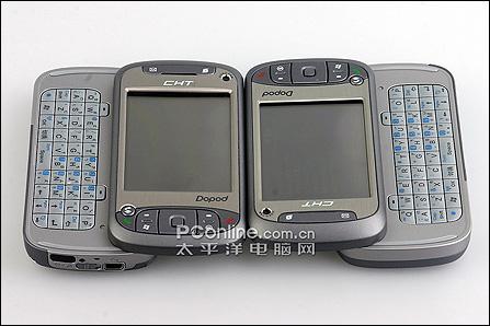 最小3G手写智能多普达CHT9000亮相