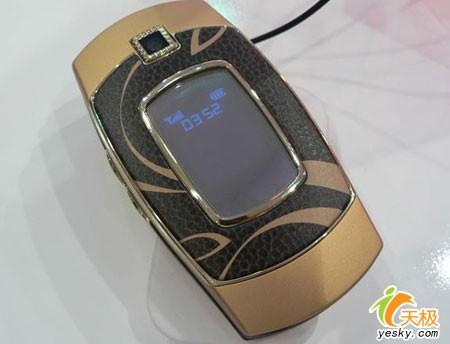 漂亮女人专用三星发布VERSUS版手机E500