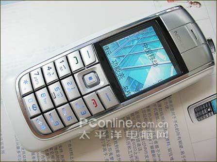 简约不凡诺基亚直板设计6020仅售1099元