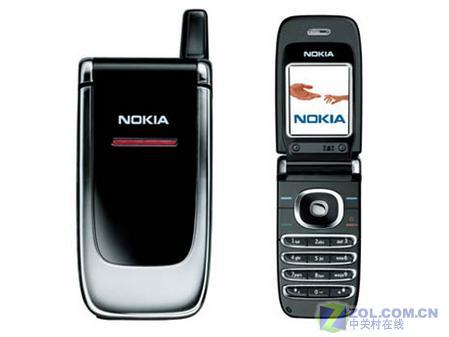 经济实惠诺基亚实用手机6060仅售877元