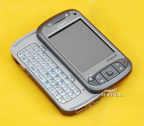 侧滑智能手机多普达CHT9000仅售5650元
