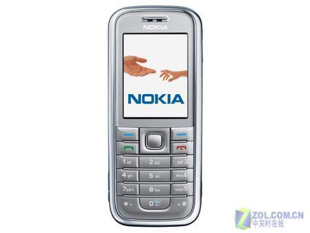 200万像素诺基亚欧版3G手机6233降至2250